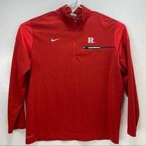 Nike Dri Fit Rutgers Big 10